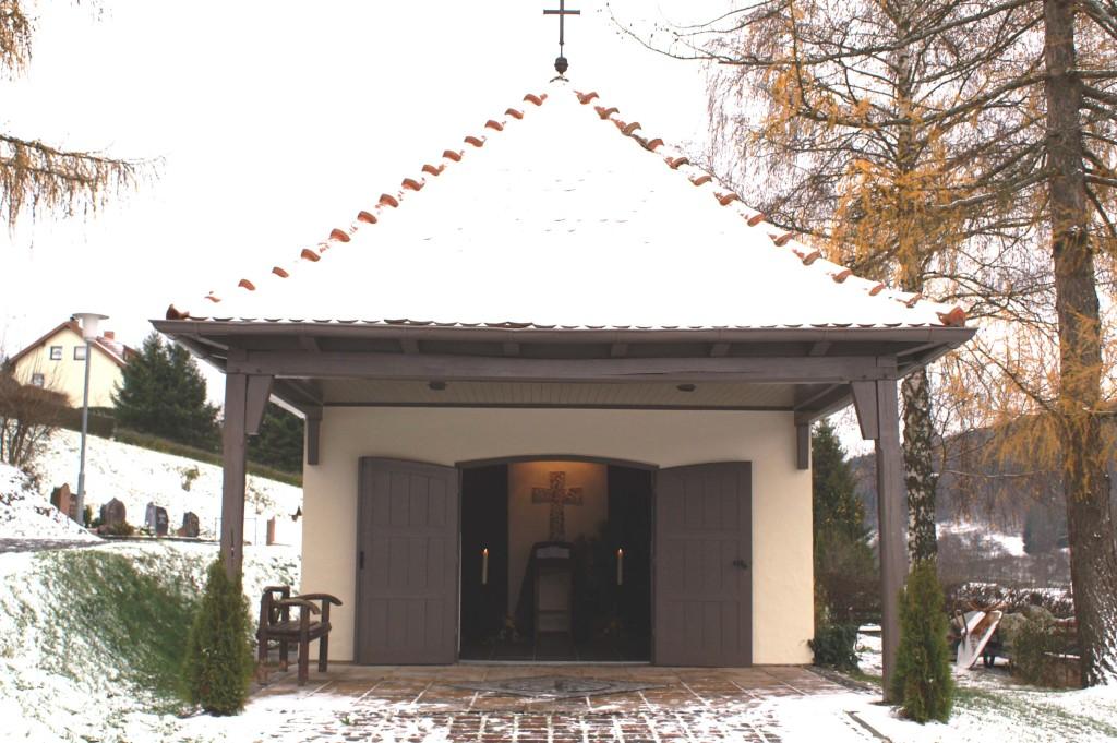Friedhofshalle Hettenhausen