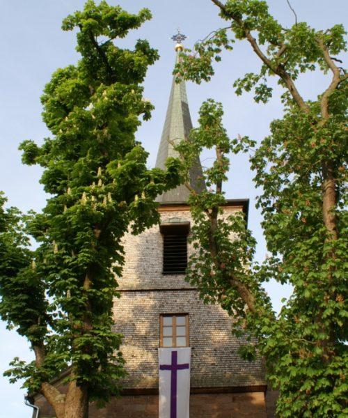 Wochenspruch Evangelische Kirche 2021