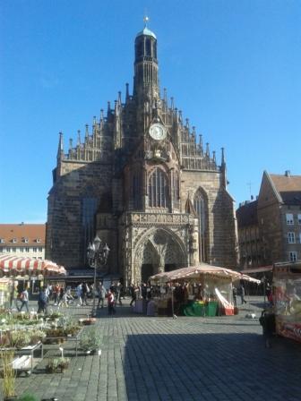 Frauenkirche am Hauptmarkt