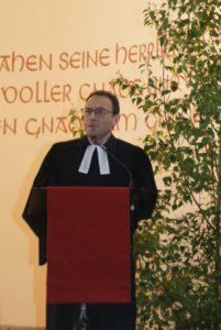 Pfarrer Gottfried Müller