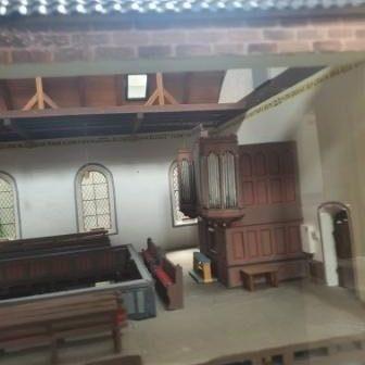 Kirchenmodell