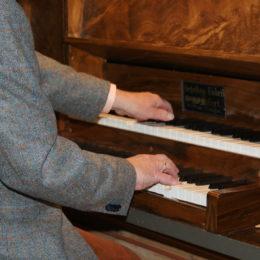 Einweihungsgottesdienst Adam-Eifert-Orgel