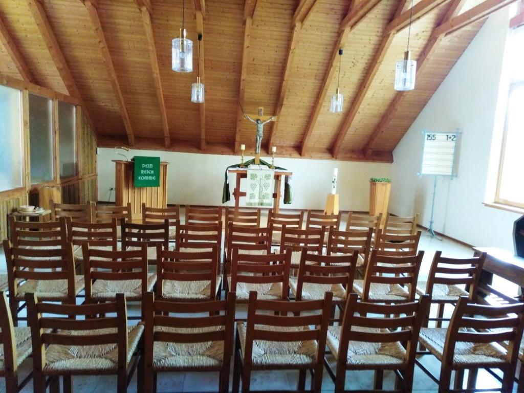 Melanchthonhaus Gottesdienst