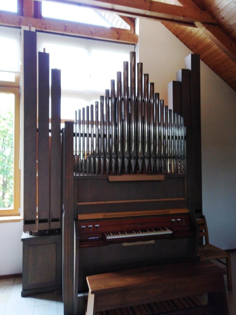 Melanchthonhaus Orgel