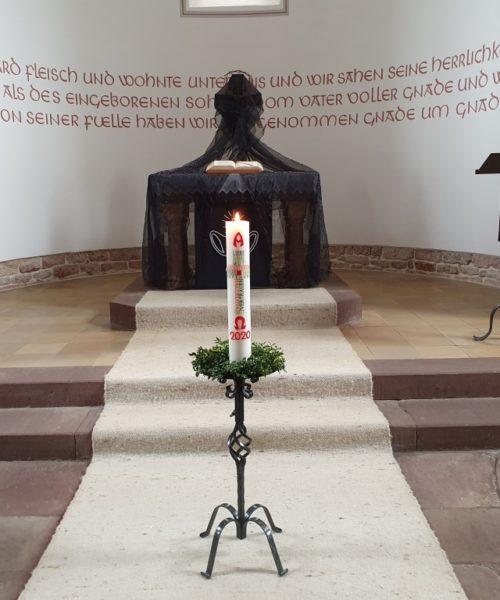 Karfreitag Altar