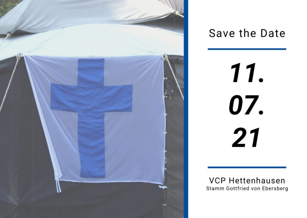 Save the Date VCP Hettenhausen