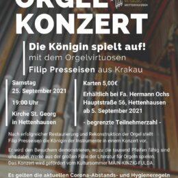 Orgelprojekt St. Georg